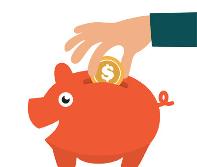 more savings with loans canada piggy bank