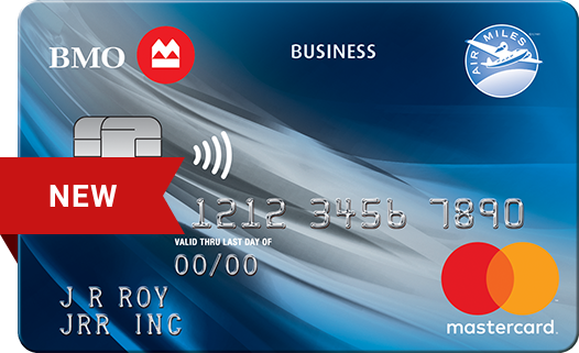 BMO® AIR MILES® No-Fee Business® Mastercard®