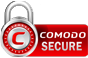 Secured by Comodo SSL