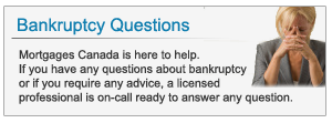 Loans Canada Bankrupty Questions Application