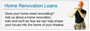 Loans Canada Home Renovations Application