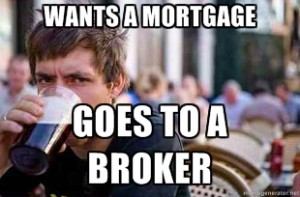 lazy senior wants a mortgage