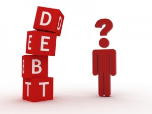 debt settlement picture
