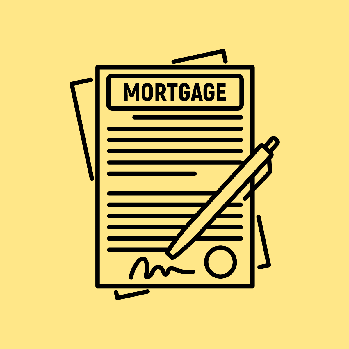 """Mortgage Application """"To-Do"""" List"""