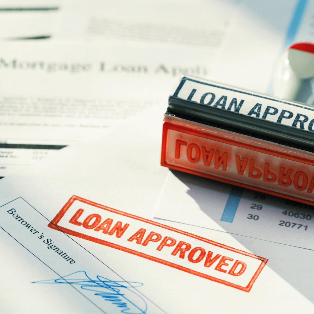 Getting a Loan After a Bankruptcy Discharge