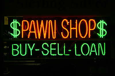 Pawning Your Stuff: An Easy and Accessible Way to Get Small Secured Loans