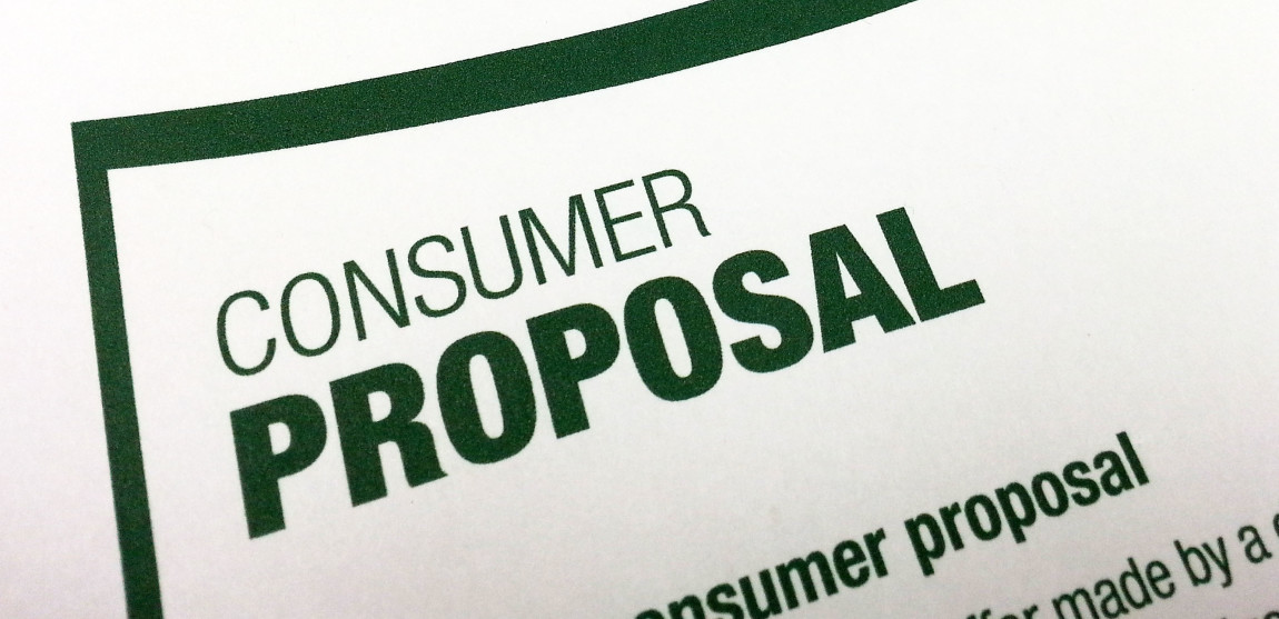 The Benefits and Weaknesses of a Consumer Proposal