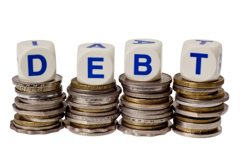 How Your Debt Affects Your Credit Score