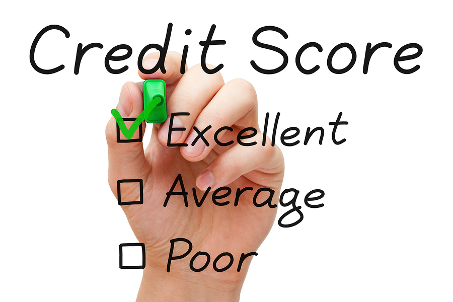 What makes a credit score good?