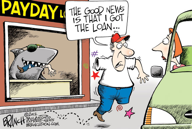 How Payday Lenders Prey Upon the Poor