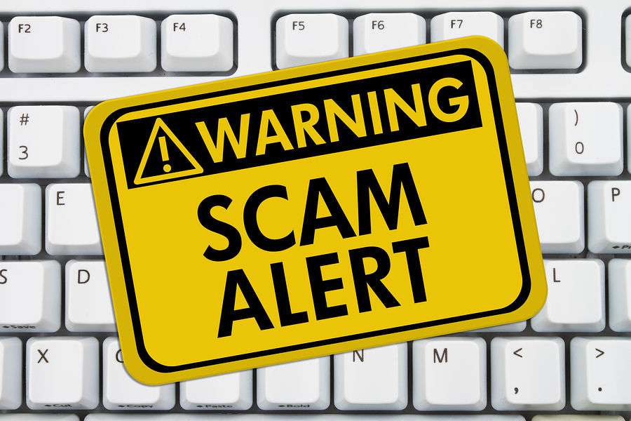 Pre-Paid Credit Card Scams