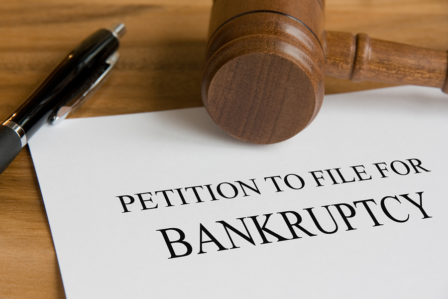 What Happens when your Co-signer Declares Bankruptcy?