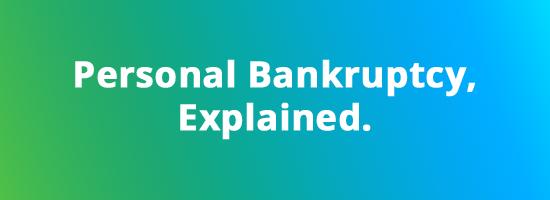 New Video! Understanding Personal Bankruptcy