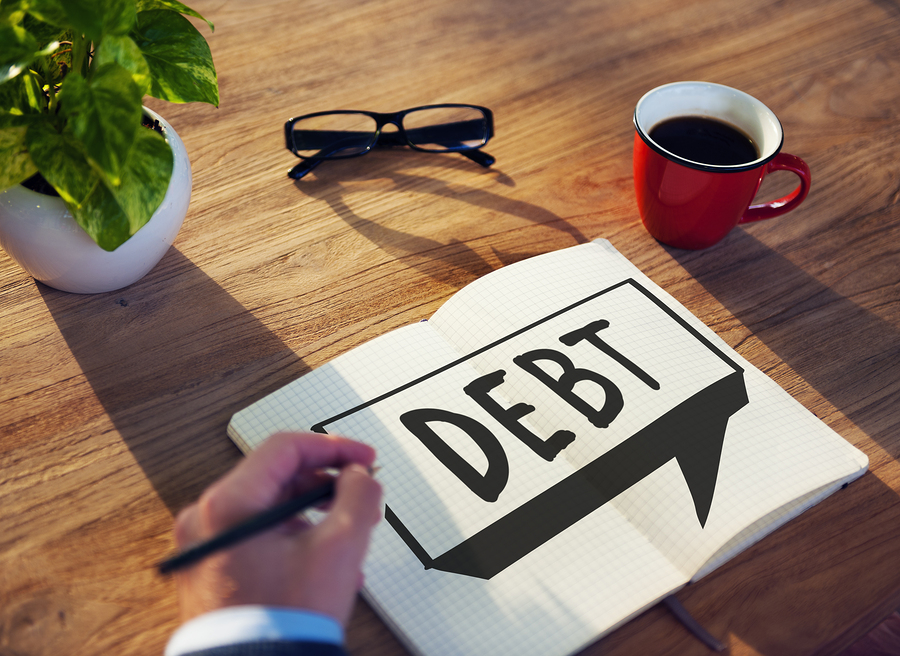 Being in Debt, What Does it Really Mean?