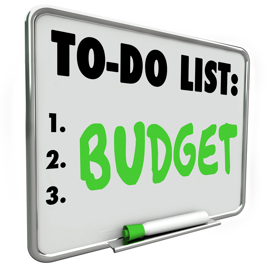 Creating a Financial To-Do List