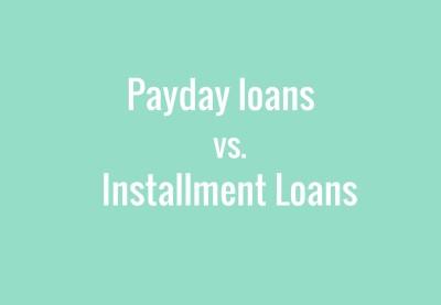 Payday Loans vs Installment Loans Video