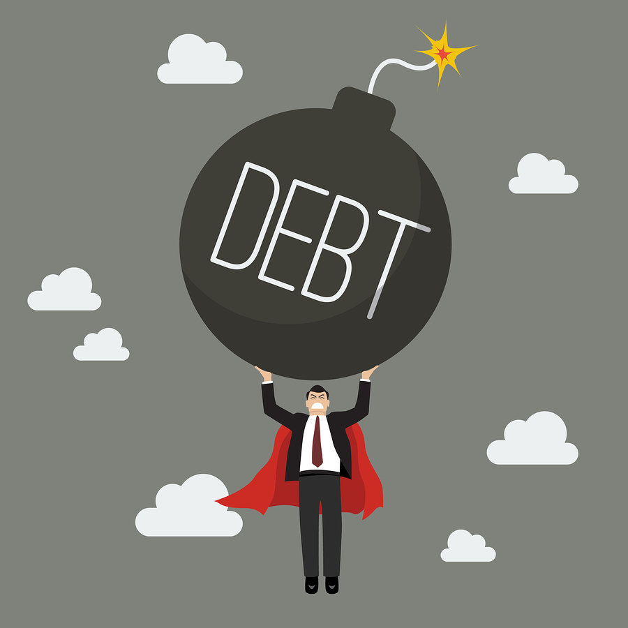 Dealing With Small Business Debt