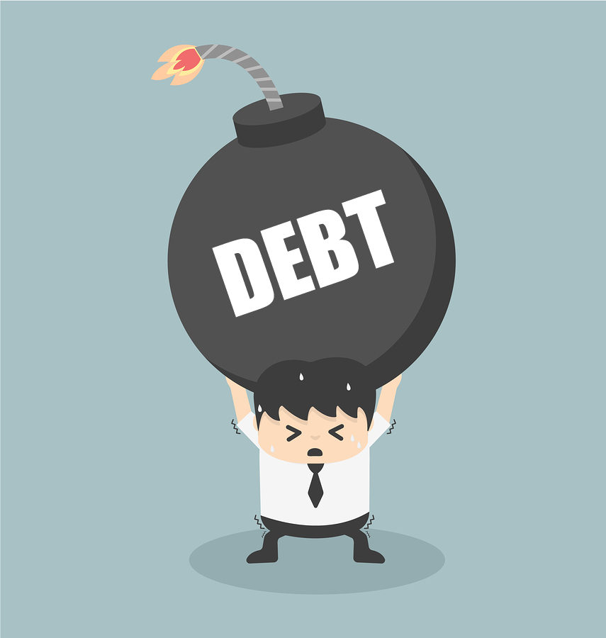 Business Debt Can It Really Be A Good Thing: Debt Repayment Motivation