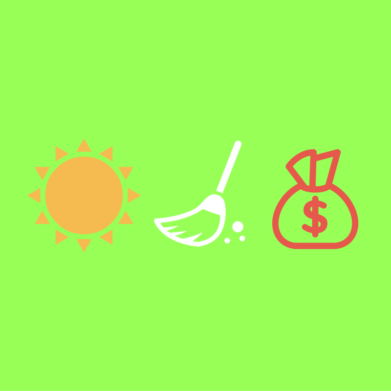 Infographic: Spring Clean Your Finances
