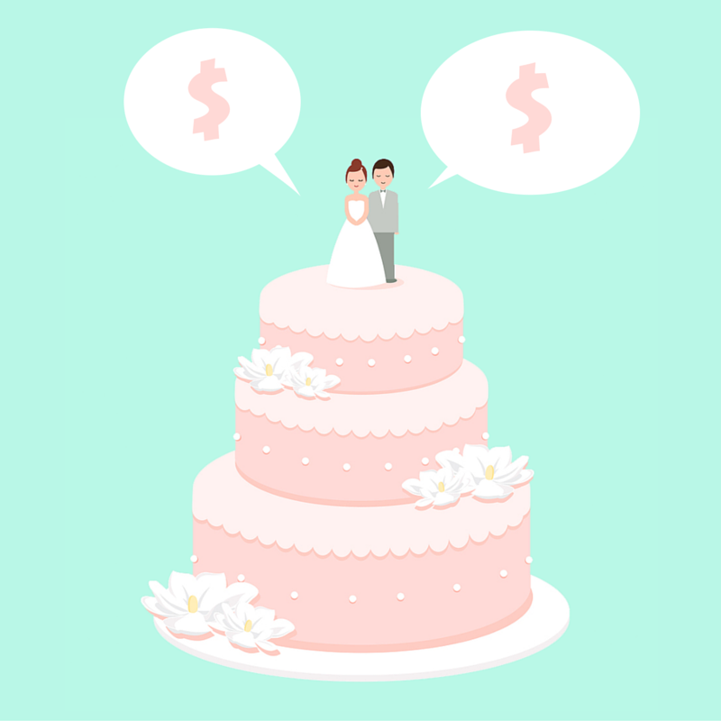 After the I do's: Merging Your Money