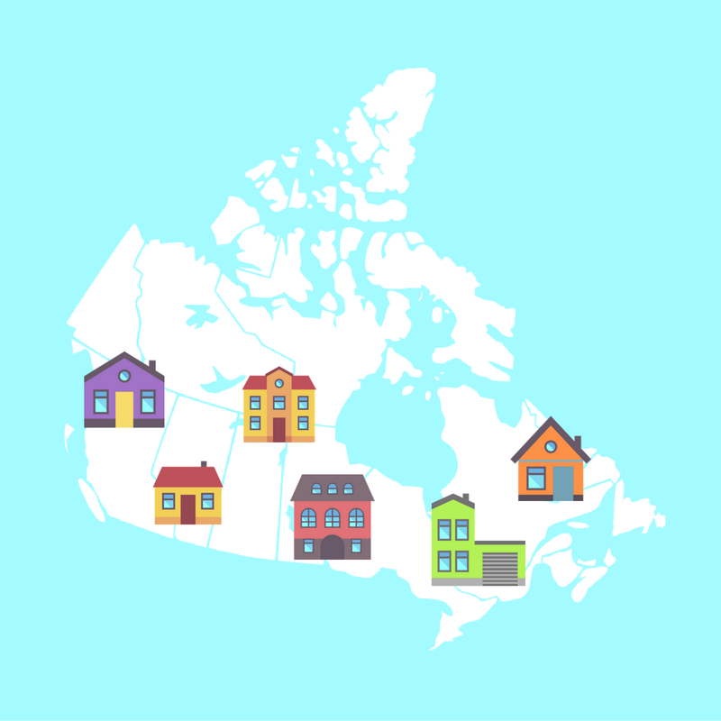 Infographic: The Cost of Buying a House in Canada