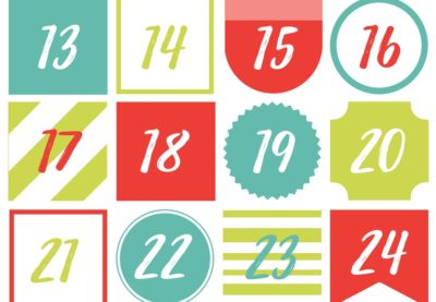 The Countdown to Christmas: 12 Days of Financial Advice