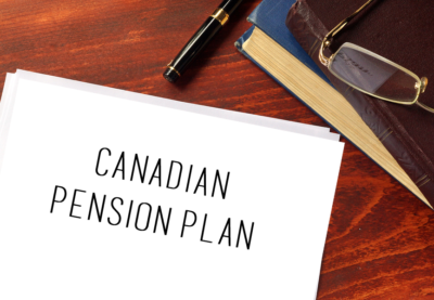 Can I use my Canada Pension Plan to get a Loan?