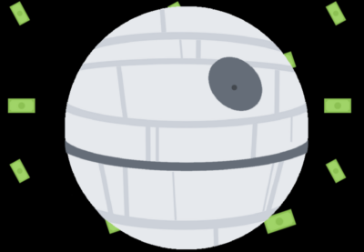 Stay On Target: 6 Things Star Wars Taught Me About Money