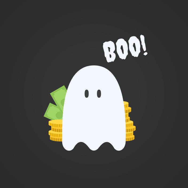 Happy Halloween! Freaky Money Facts