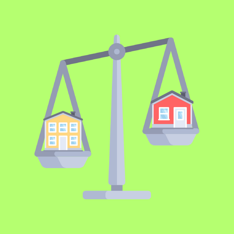 What's the Difference Between a Collateral Mortgage Vs. a Conventional Mortgage?