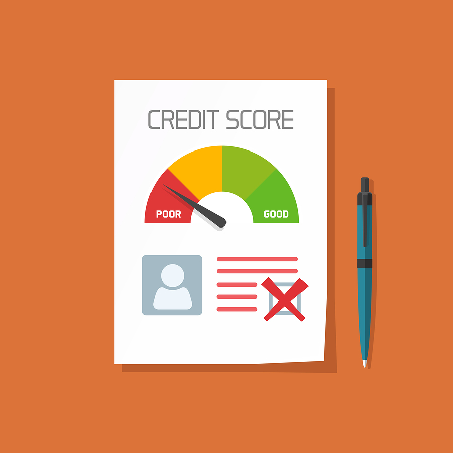 How Quickly Can Your Credit Score Drop?