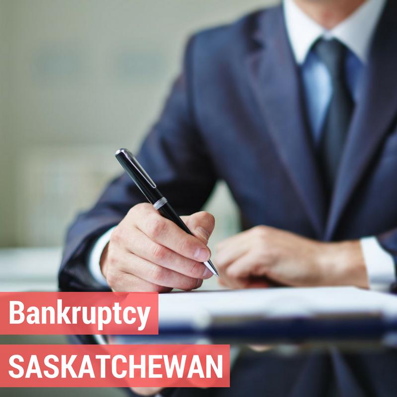 Bankruptcy in Saskatchewan