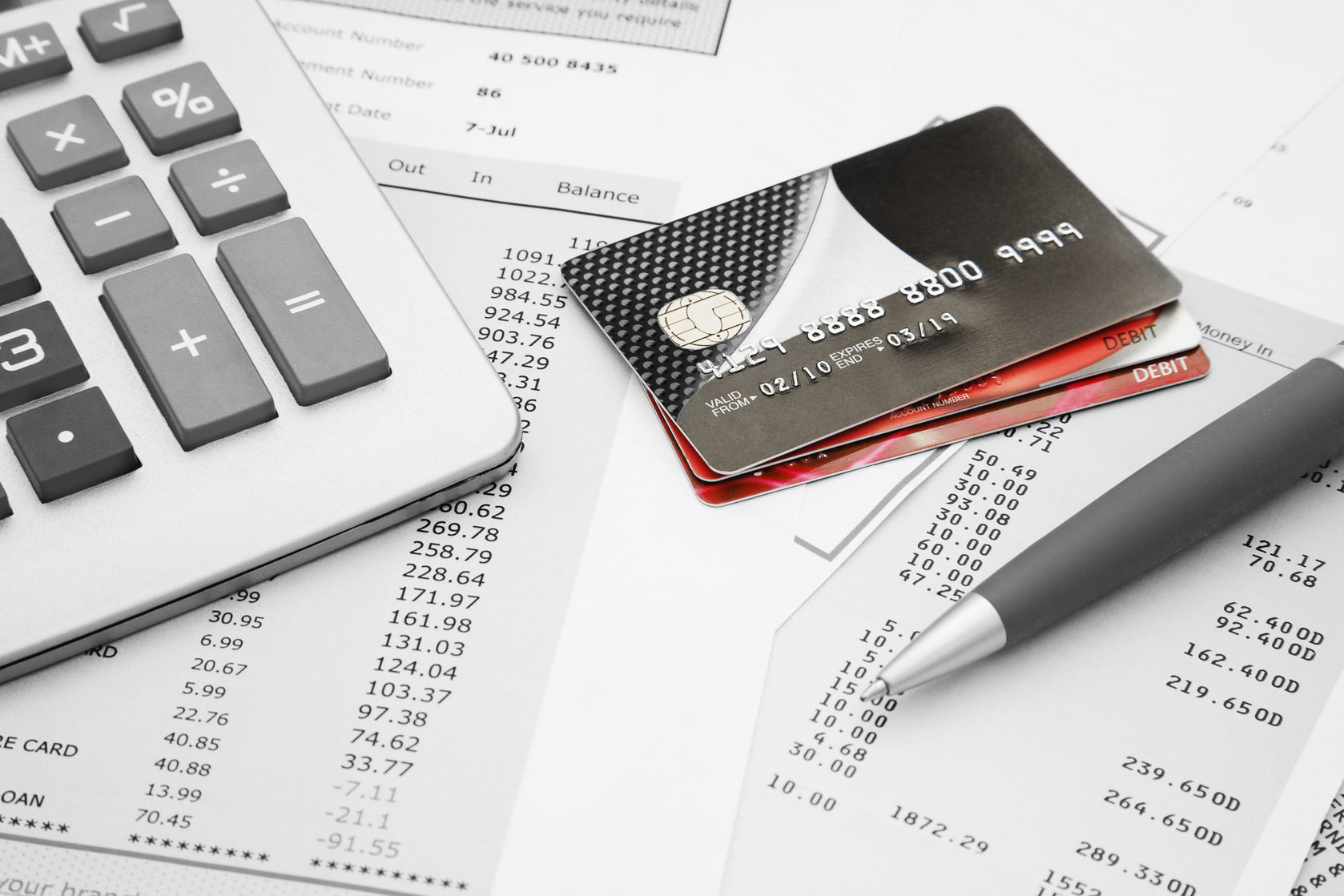 How the Types of Credit Accounts You Have Affect Your Credit Score