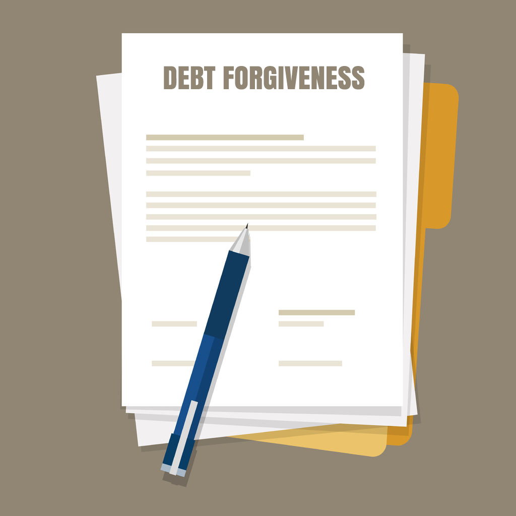 What is Debt Forgiveness in Canada?