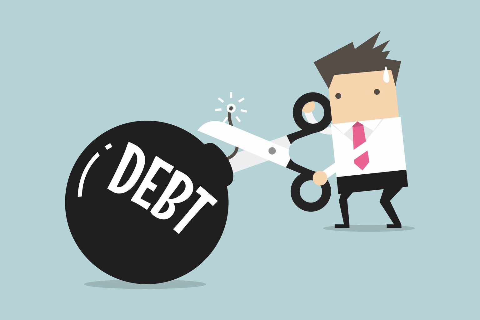 Does the Federal Government Provide Debt Relief?