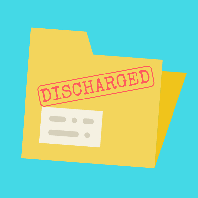 What Does Bankruptcy Discharge Mean?