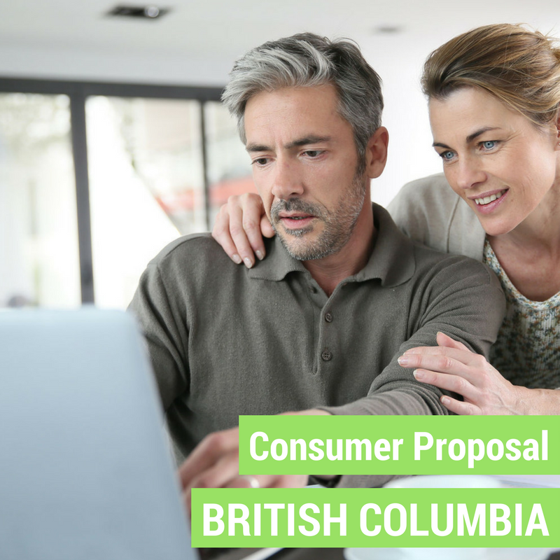 Consumer Proposals in British Columbia