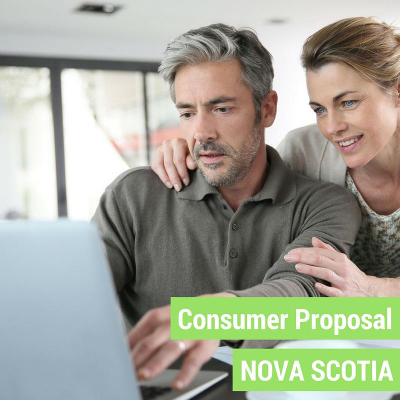 Consumer Proposals in Nova Scotia