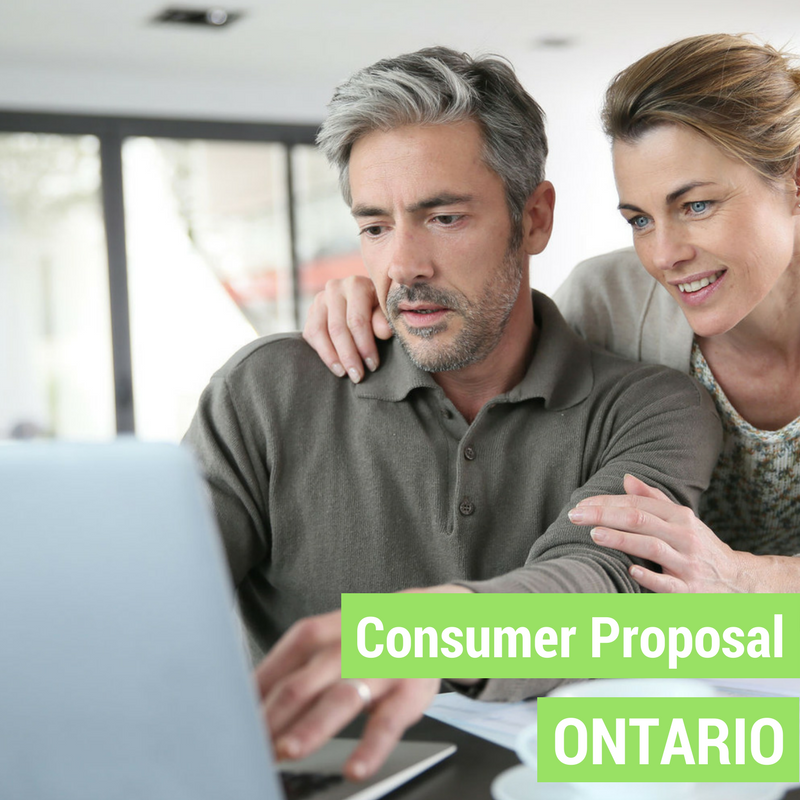 Consumer Proposals in Ontario