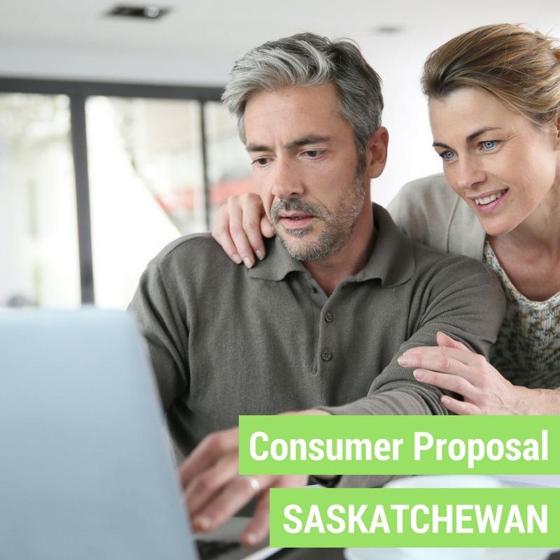 Consumer Proposals in Saskatchewan