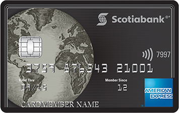 Scotiabank® Platinum American Express® Card