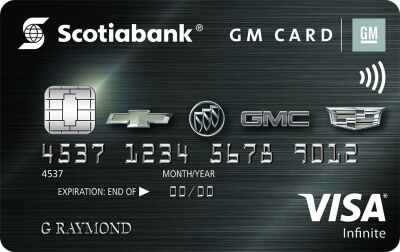 Scotiabank® GM® VISA Infinite