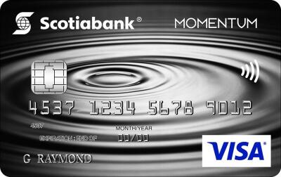 Scotia Momentum® Visa Card