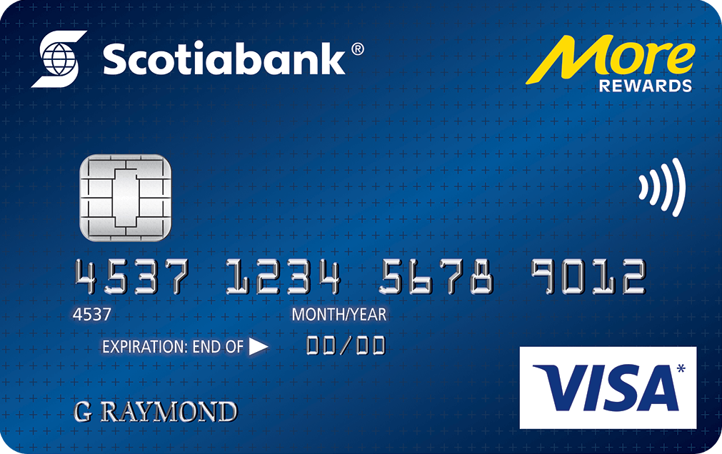 Scotiabank® More Rewards® Visa Card