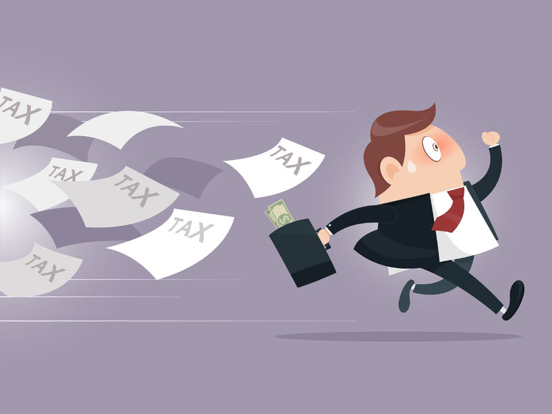 Is Bankruptcy The Right Option For Tax Debt?