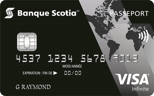Scotiabank Passport® Visa Infinite Card