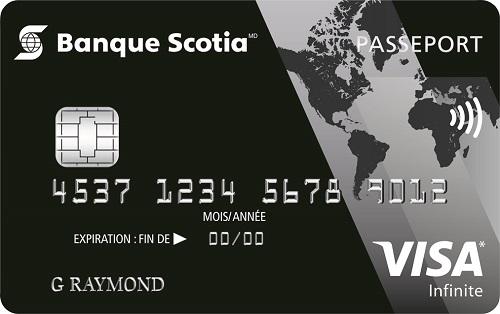 Scotiabank Passport® Visa Infinite Card