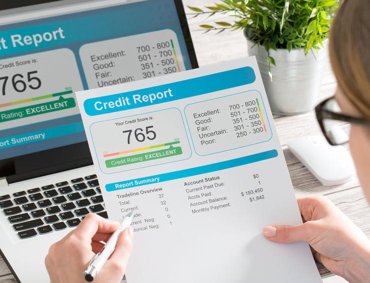 Credit Report Canada
