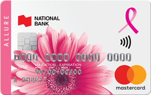 Allure Mastercard® (Quebec Only)