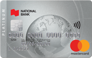 Platinum MasterCard® Business Card